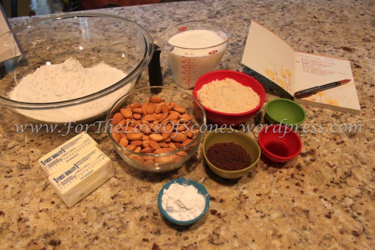 Measured Ingredients